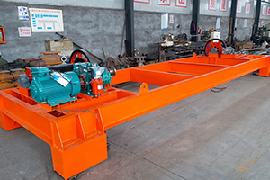 Mobile trolley hoist